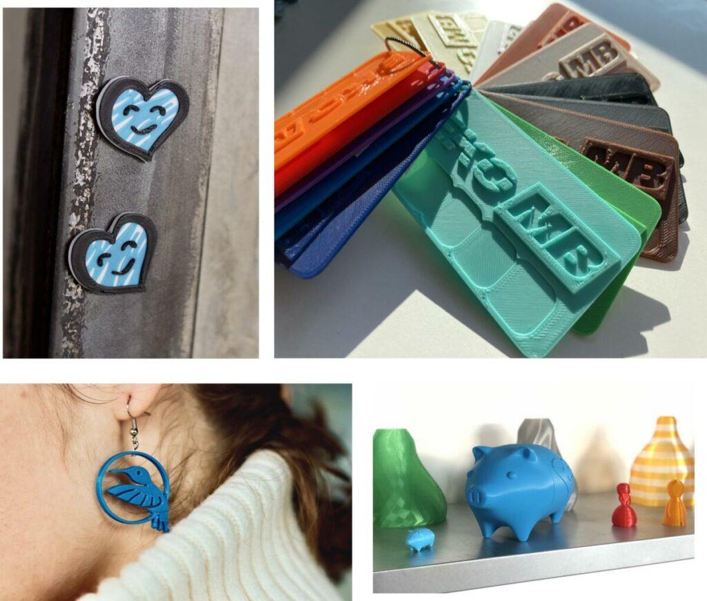 Plastenco - 3D tisk z recyklovaného plastu